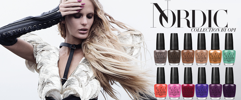 OPI Nordic available at The Wonderlab