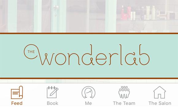 Wonderlab App small